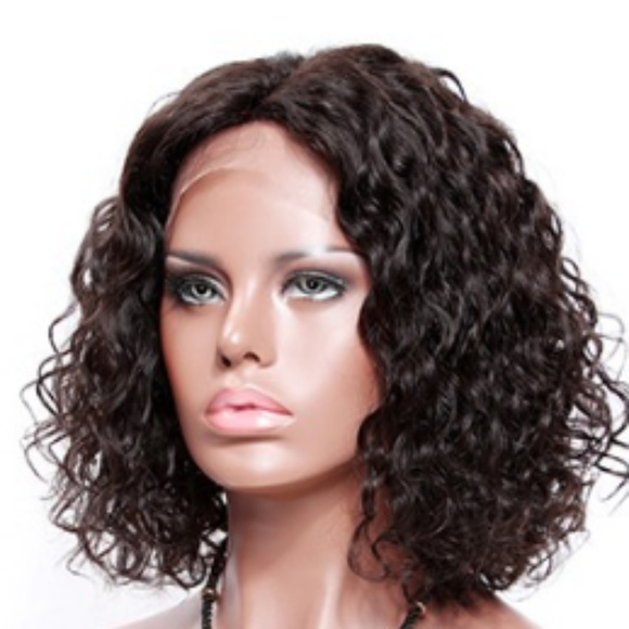 Off Other HUMAN HAIR Wig Bob StyleNWTSmall Cap From - Bob hairstyle wigs